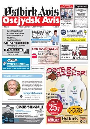 Østbirk Avis uge 33