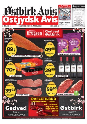 Østbirk Avis uge 10
