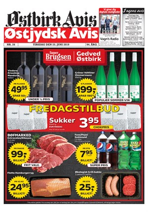 Østbirk Avis uge 20