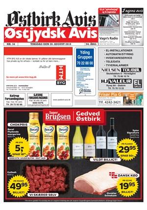 Østbirk Avis uge 34