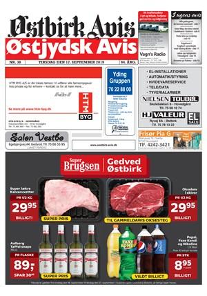 Østbirk Avis uge 38