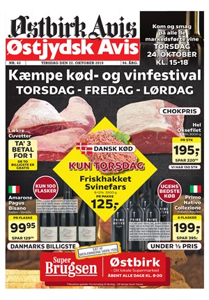 Østbirk Avis uge 43