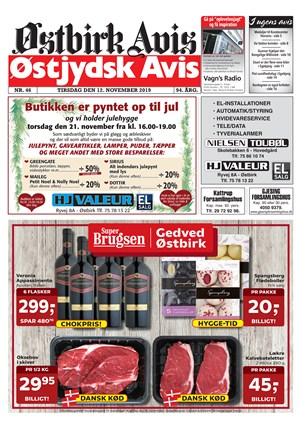 Østbirk Avis uge 46