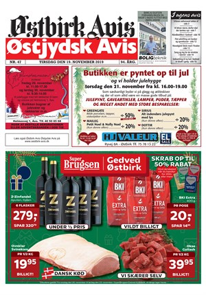 Østbirk Avis uge 47