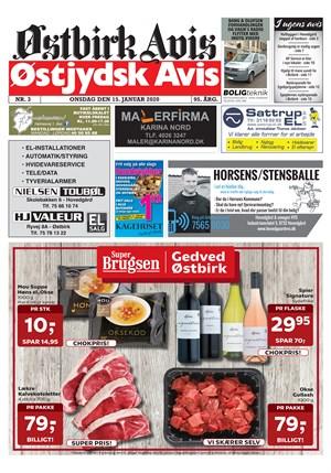 Østbirk Avis uge 3