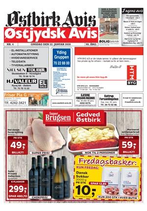 Østbirk Avis uge 4