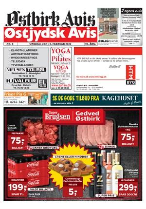 Østbirk Avis uge 8