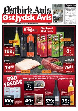 Østbirk Avis uge 9