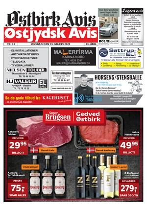 Østbirk Avis uge 13