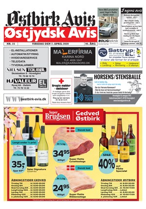 Østbirk Avis uge 15