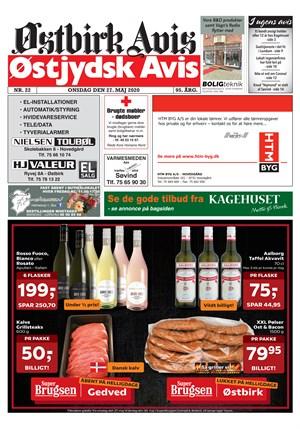 Østbirk Avis uge 22