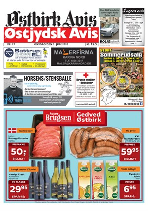 Østbirk Avis uge 27