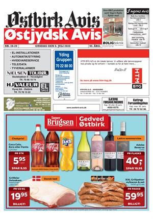 Østbirk Avis uge 28