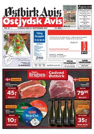 Østbirk Avis uge 39