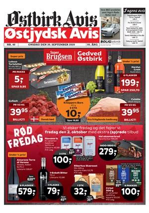 Østbirk Avis uge 40